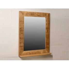 Rustikální koupelnové zrcadlo Rhein