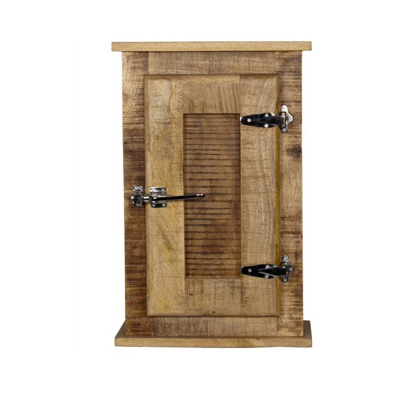 Závěsná skříňka dřevěná Mannheim
