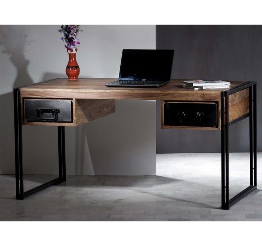 Psací stůl z palisandru Rocco