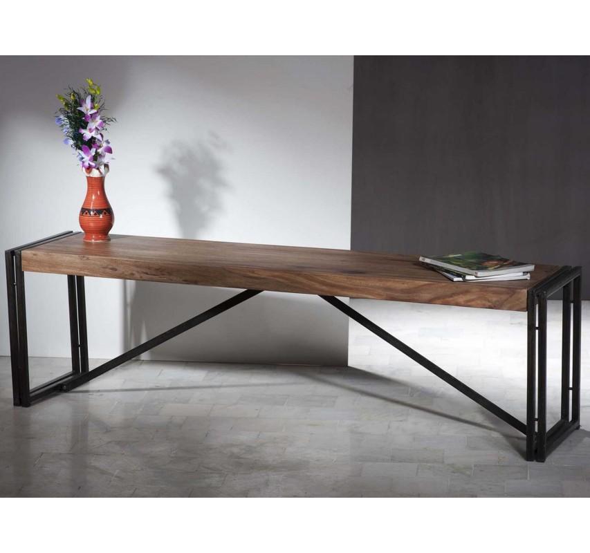 Dřevěná lavice Rocco 160 cm