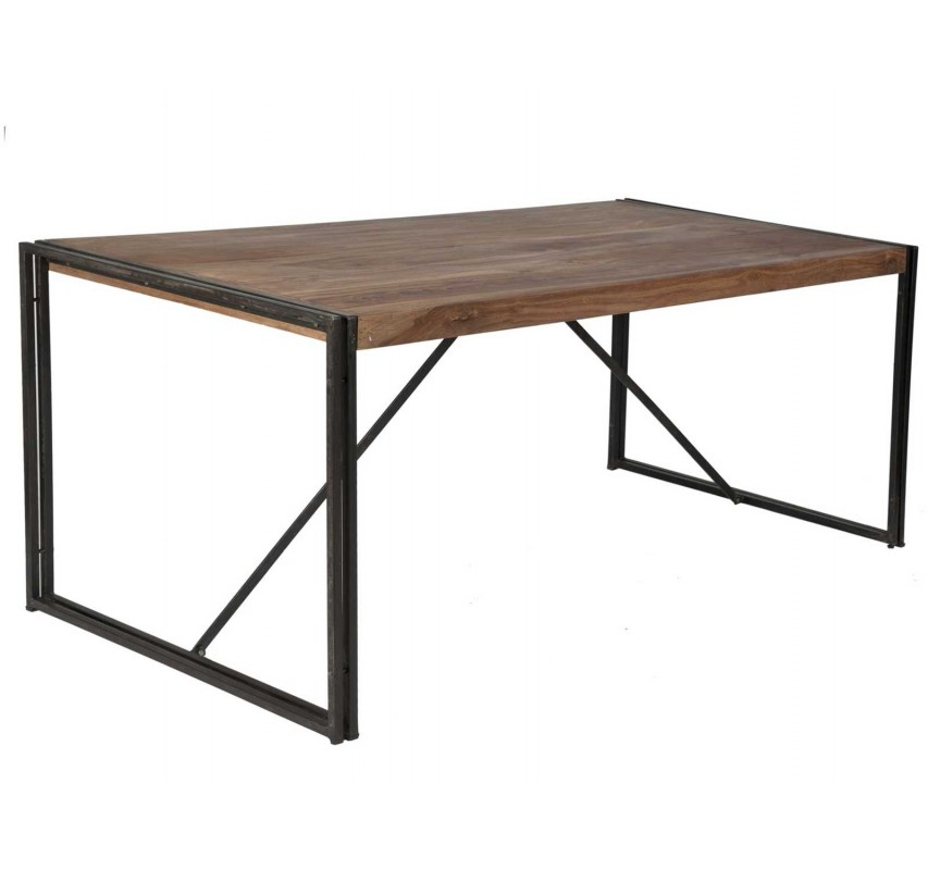 Jídelní stůl z palisandru Rocco