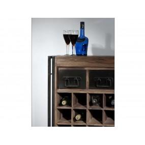 Skříňka na víno Rocco