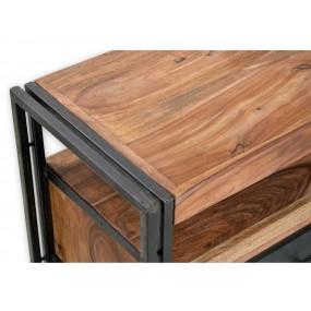 Televizní stolek z palisandru Rocco