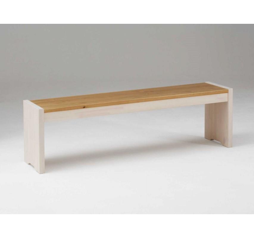 Dřevěná lavice Hancock