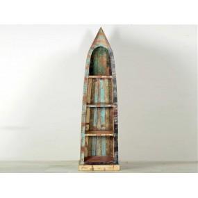 Dřevěná knihovna Openwater