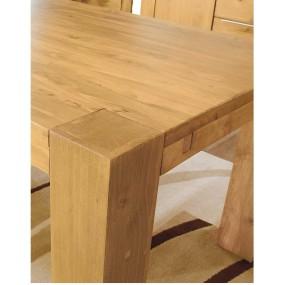 Dubový jídelní stůl 180x100 Strong