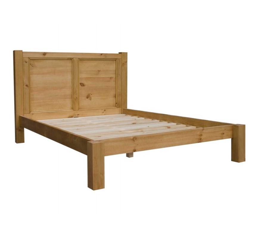 Masivní postel 200x180 Westmorland