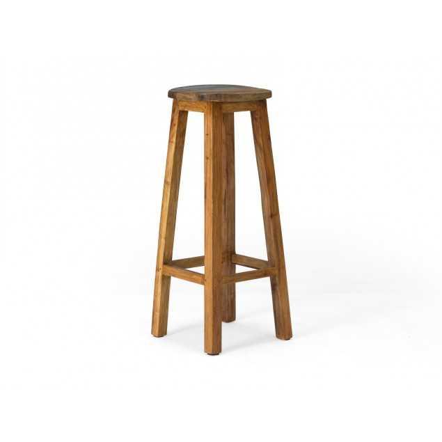 Barevná barová stolička Halika