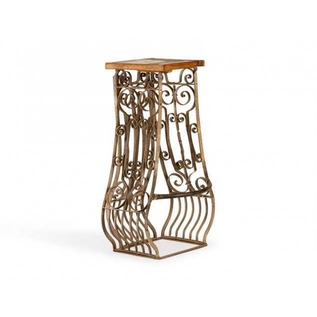 Antická barová židle Pelopones