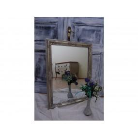 Stříbrné zrcadlo Olympia 120x65