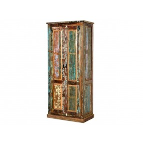 2dveřová barevná šatní skříň Openwater