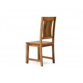 Dřevěná palisandrová židle Arizona světlá