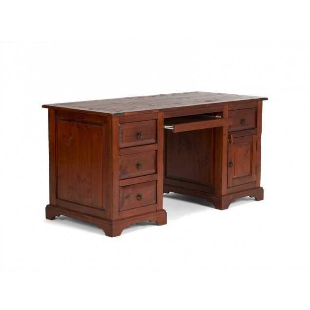 Masivní psací stůl Jodpur