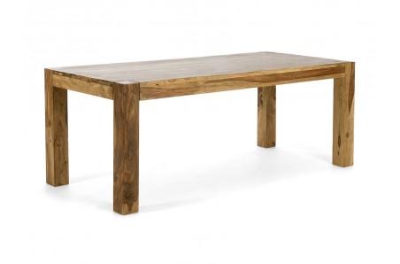 Masivní jídelní stůl z palisandru  Rosewood