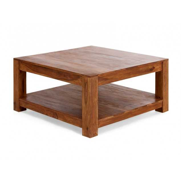 Masivní konferenční stolek z palisandru Kánpur