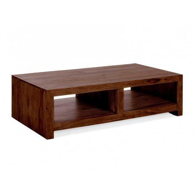 Tmavý konferenční stolek Rosewood