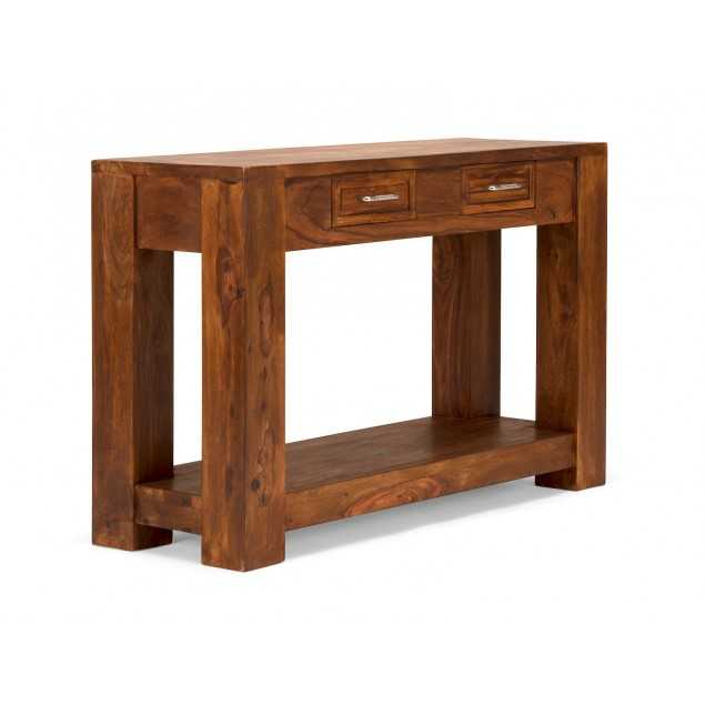 Konzolový stolek z palisandru Squarus