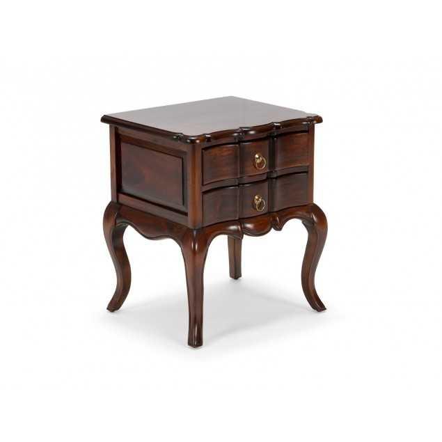Odkládací stolek z masivu Oxford