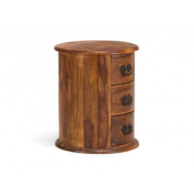 Dřevěná skříňka z palisandru Artus