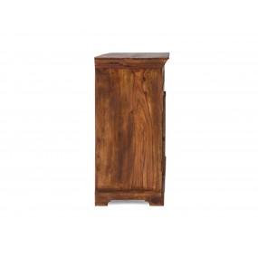 Dřevěný příborník masivní palisandr Artus
