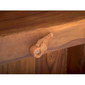Knihovna z palisandrového dřeva Artus