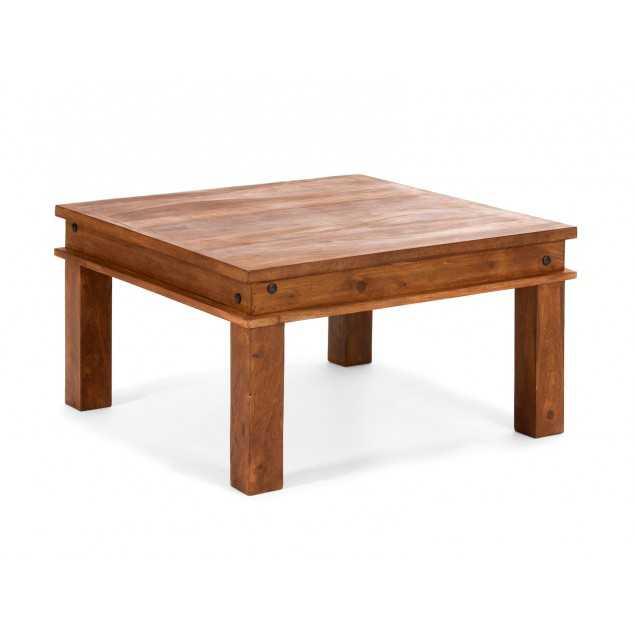 Medový konfereční stolek Artus