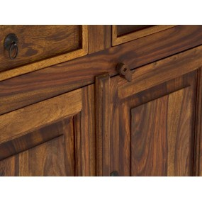 Masivní příborník dřevěný Artus