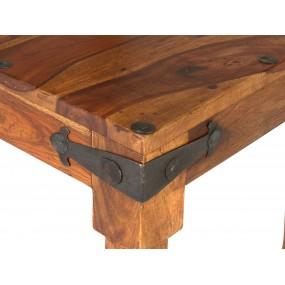 Masivní židle z palisandrového dřeva Artus