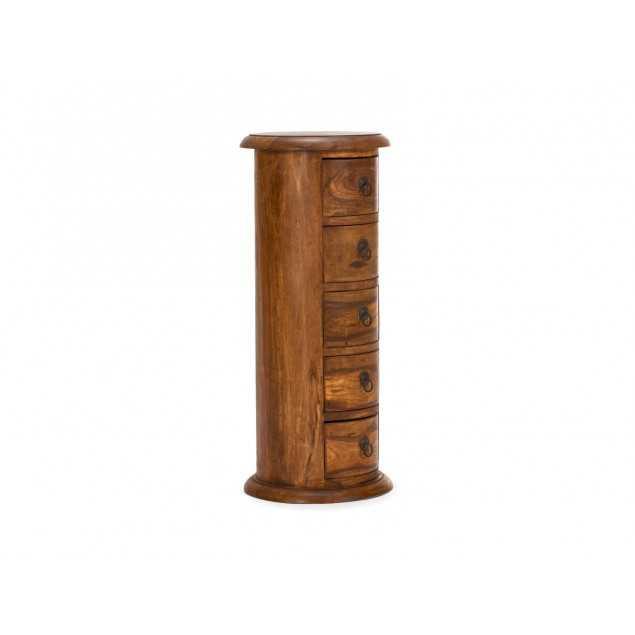 Skříňka z masivního palisandrového dřeva Artus