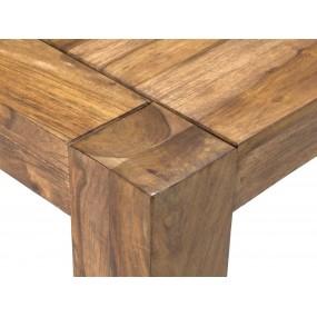 Dřevěný stůl z palisandru