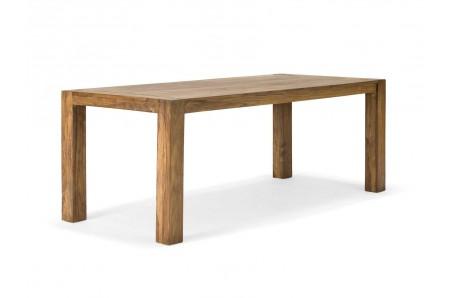 Jídelní stůl z masivního palisandru Sheesham