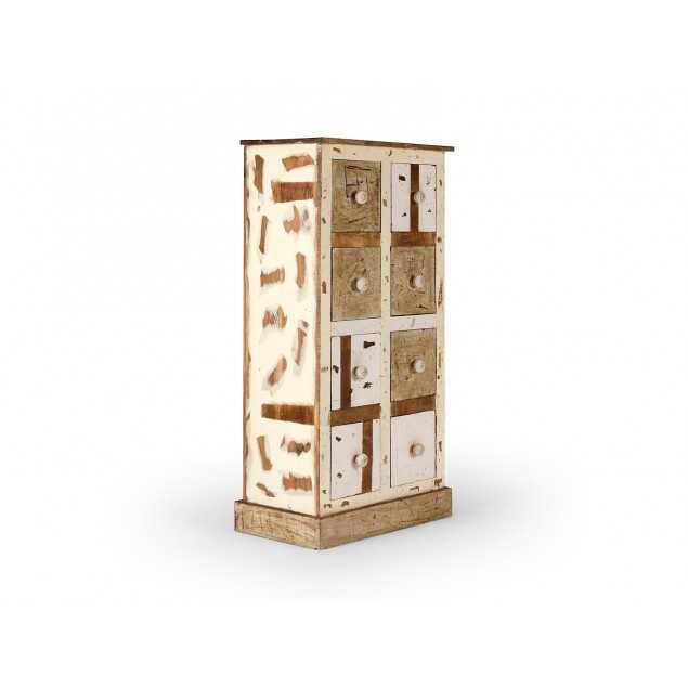 Dřevěná komoda z exotického dřeva Charles