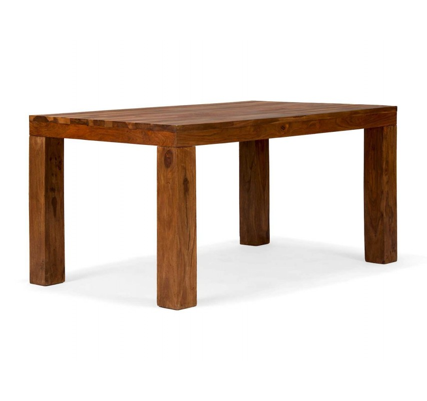 Jídelní stůl z masivního palisandru Squarus