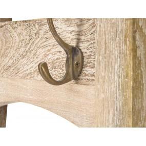 Věšák z mangového dřeva Patena