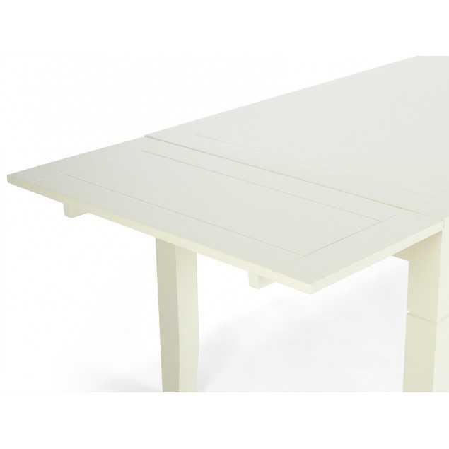 Přídavná deska k bílému stolu Bradford