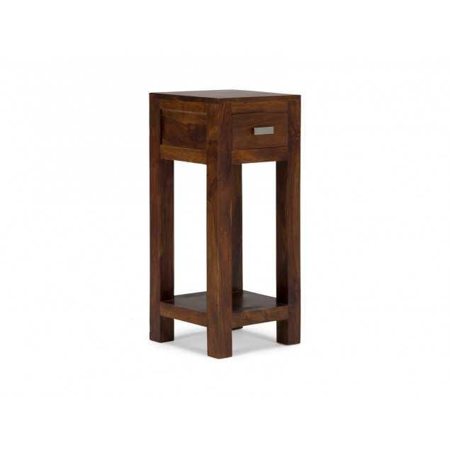 Odkládací stolek dřevěný Sheesham
