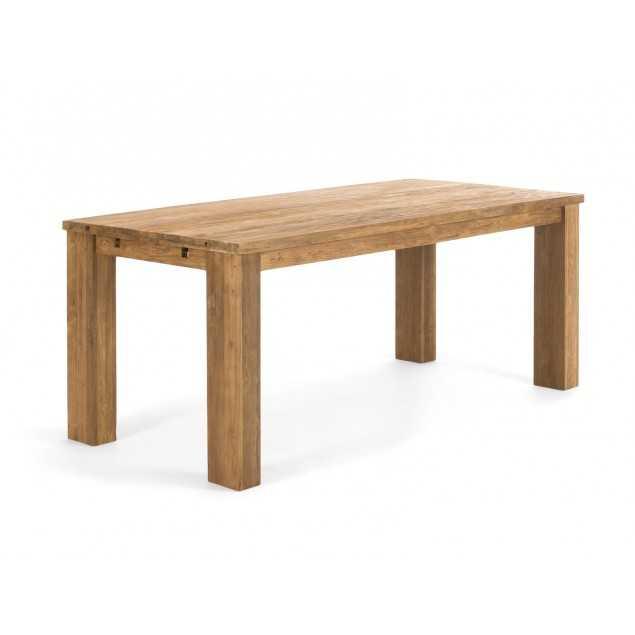 Dřevěný rozkládací stůl Mojo