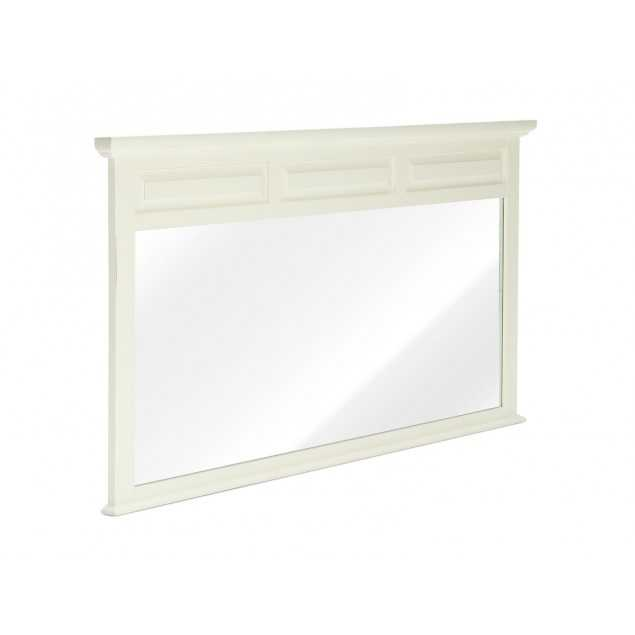 Bílé zrcadlo 160 cm Jodpur