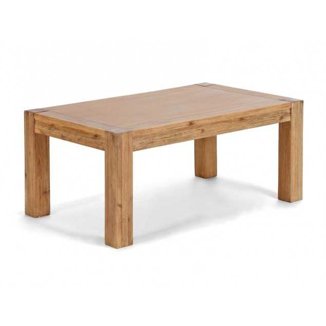 Dřevěný konferenční stolek z akátu Marseille