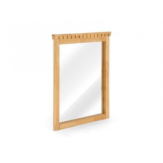 Nástěnné zrcadlo kaučukovník Constantin