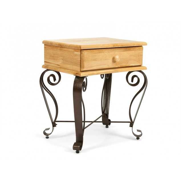 Noční stolek se šuplíkem Constantin