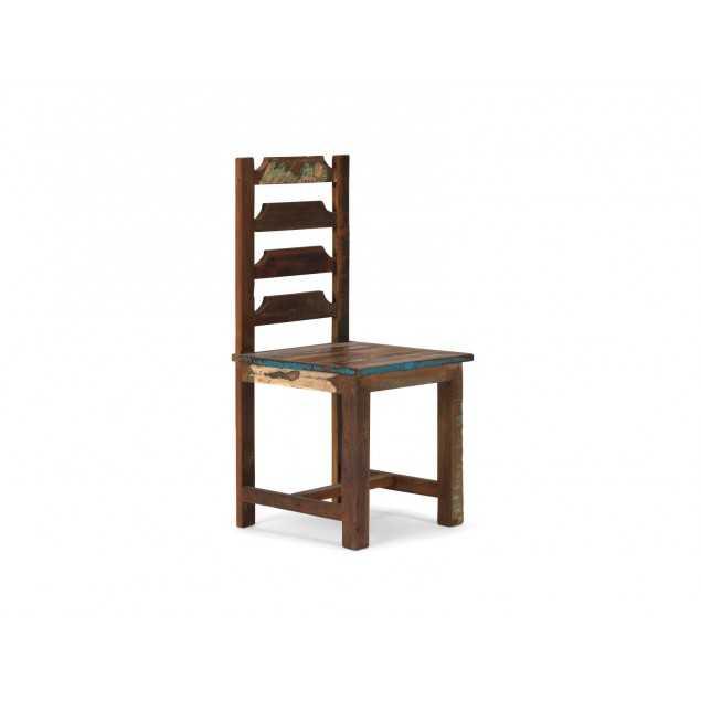 Židle z exotického dřeva Agra