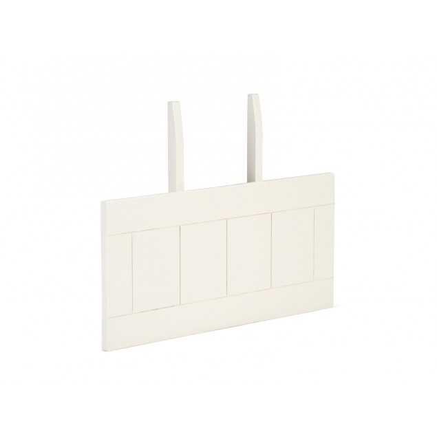2 přídavné desky ke stolu Jodpur bílé