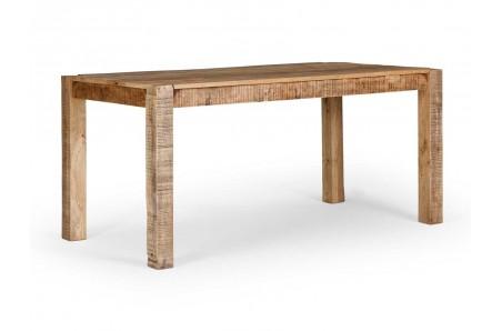 Masivní jídelní stůl 160x80 Kalkata