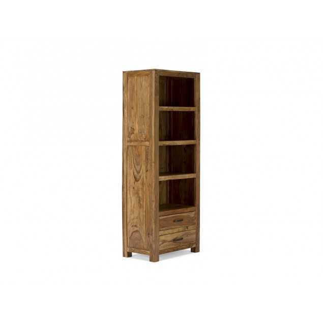 Dřevěná knihovna palisandr Rosewood
