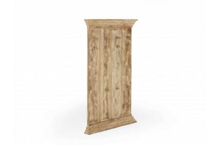 Nástěnný dřevěný věšák z masivu Patena