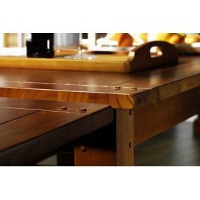Dřevěný barový stůl Glory