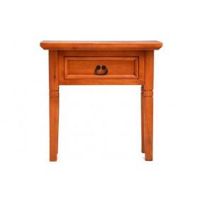 Dřevený konzolový stolek z masivního borovice Glory