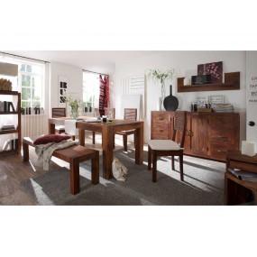 Masivní odkládací stolek Rosewood