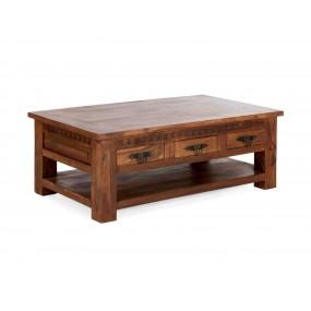 Konferenční stolek s úložným prostorem Woodlive